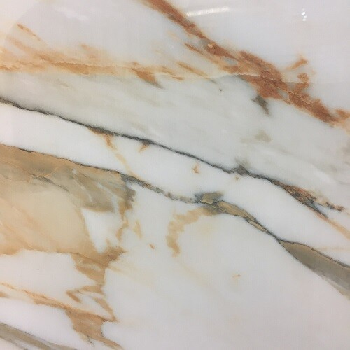 Onyx Marfil Gloss Porcelain Tiles 120 x 60 cm