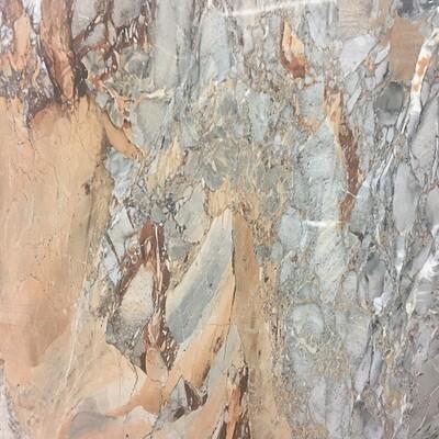 Onyx Noce Gloss Porcelain Tiles 120 x 60 cm