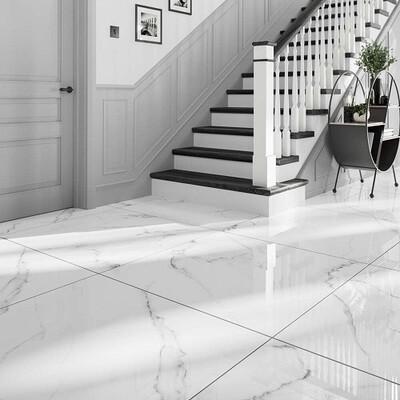 Veneto Marble Porcelain Tiles 90 x 90 cm