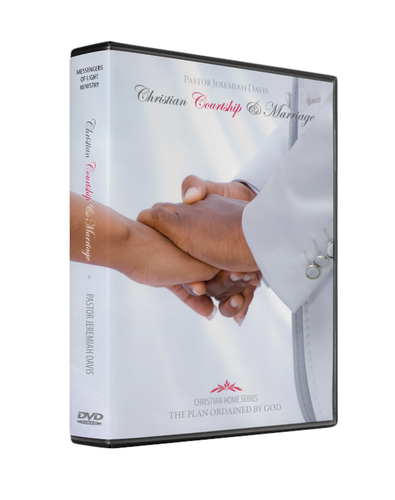 Christian Courtship and Marriage [DVD Set]