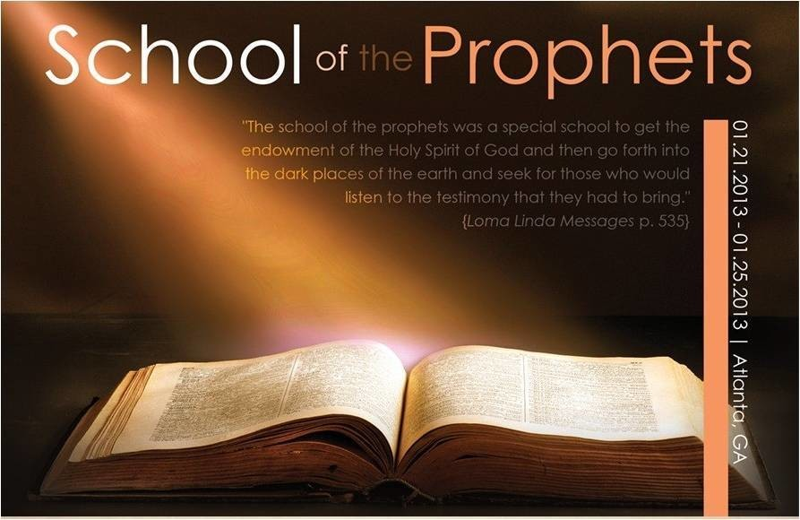 School of the Prophets 2013-DIGITAL Download