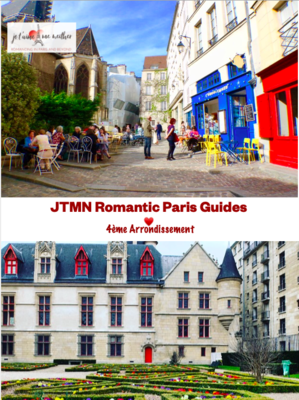 Ultimate Romantic Guide to Paris: 75004