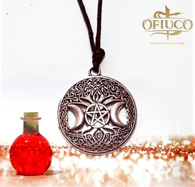 Símbolo Sagrado Wicca