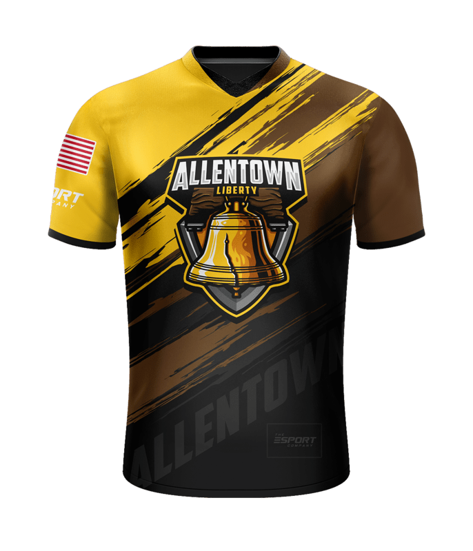 Allentown Liberty Jerseys Home or Away
