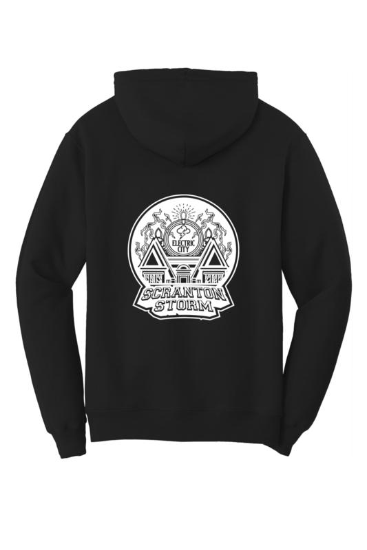 Scranton Storm Team Logo Hoodie