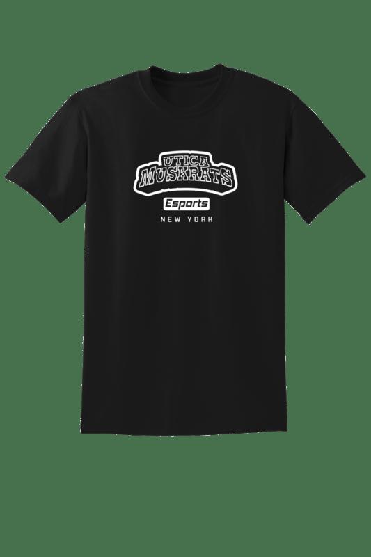 Utica Muskrats Esports Tee