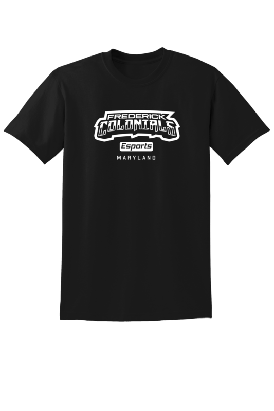 Frederick Colonials Esports Tee