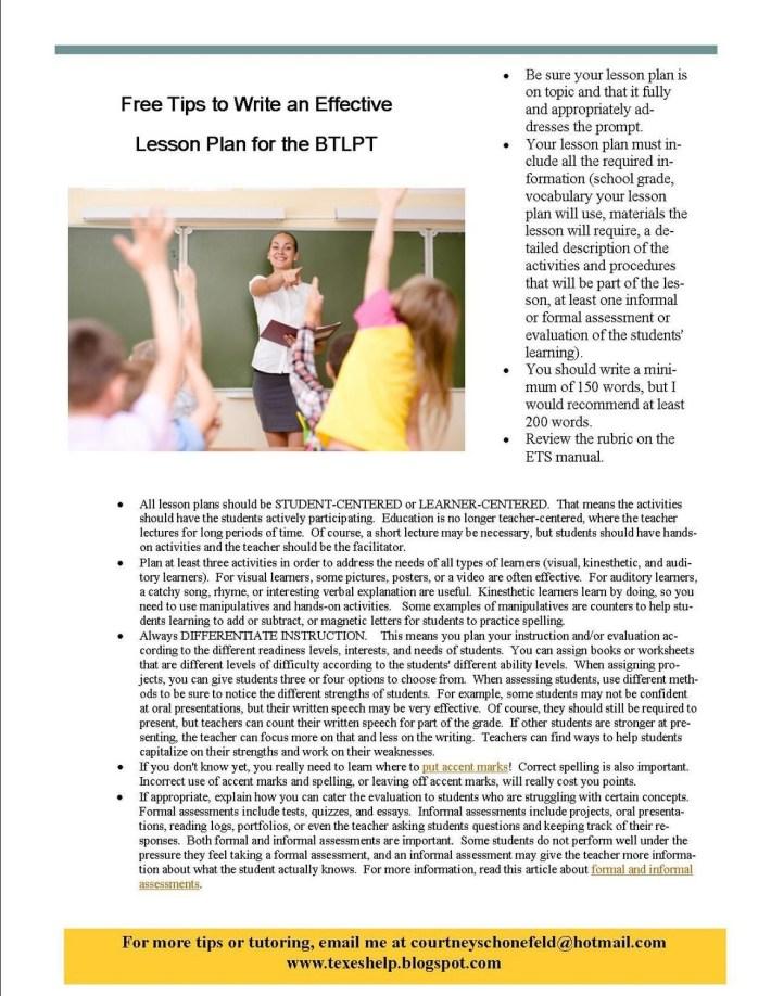 Free Tips for the BTLPT Spanish 190 Exam
