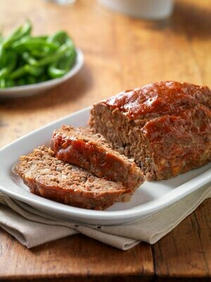 Warming: Meatloaf and Mashed Potatoes