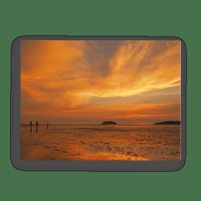 Sabah Sunset Canvas Print