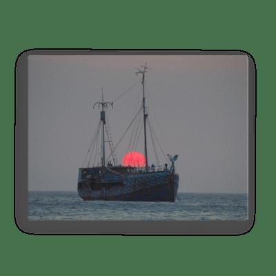 Pirate Ship Fine Art Poster