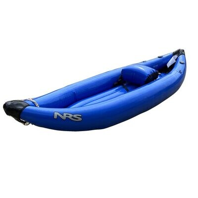 Used // NRS Bandit I Inflatable Kayak