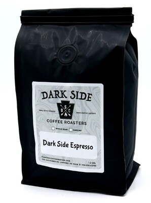 Dark Side Espresso