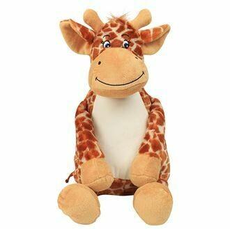 Giraffe zippie