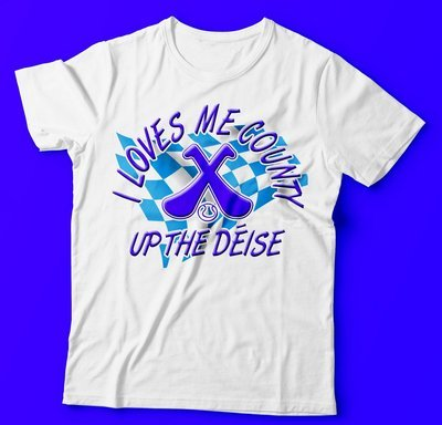 Waterford Hurling Tee Kids size