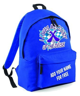 Waterford Hurling School Bag