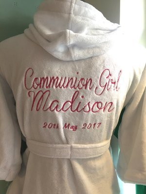 Communion Dressing Gown