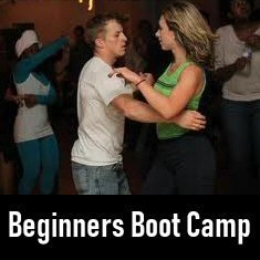 3rd SUNDAY AFTERNOON BEGINNER BOOT CAMP WORKSHOPS