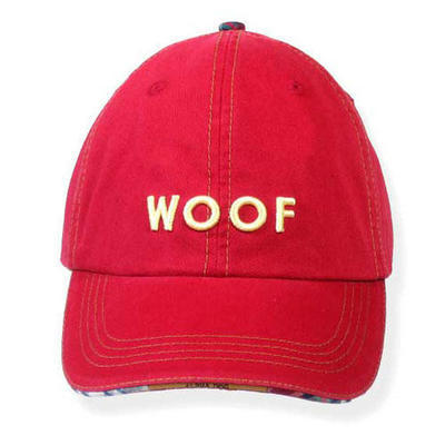 Woof Cap - Red