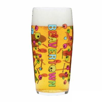 , Branded Beer Glasses, Draught Beer At Home