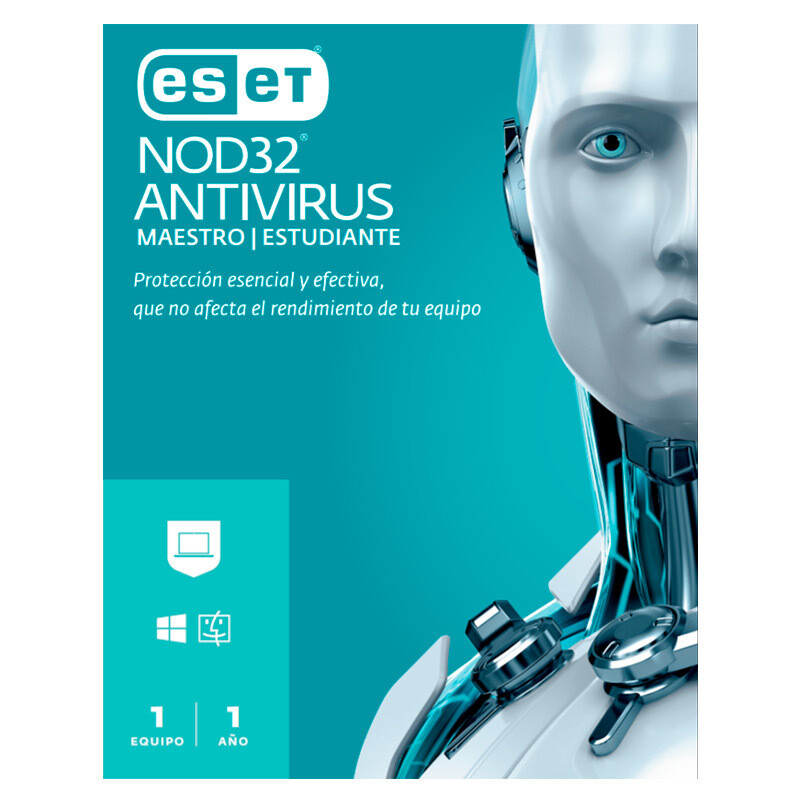 ESET Nod 32 Estudiante 1 PC - ESD