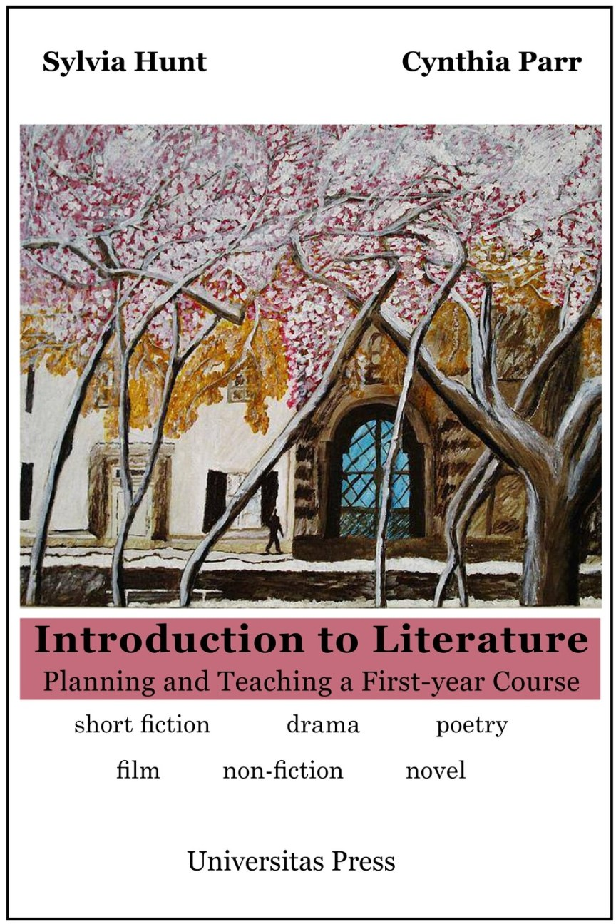 Introduction to Literature: Planning and Teaching a First-year Course