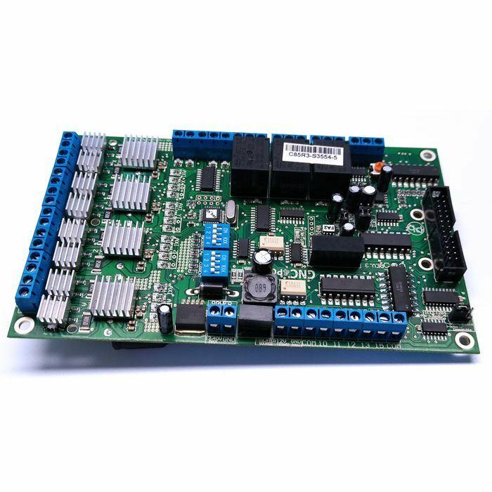 4 Axis Digital CNC Stepper Control Board C85_B