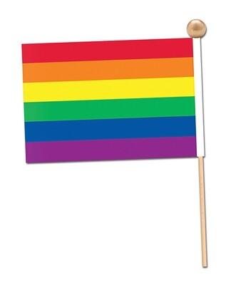 Pride Fabric Flag - Rainbow