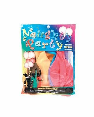 Naughty Party Boobie Balloons