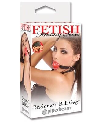 Fetish Fantasy Series Beginner's Ball Gag