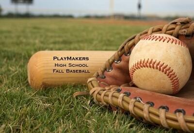 HS Fall Baseball