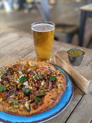 Street Taco Pizza 10