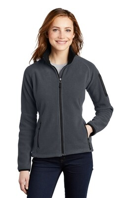 Port Authority® Ladies Enhanced Value Fleece Full-Zip Jacket