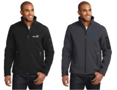 Talon -Men's Eddie Bauer® Rugged Ripstop Soft Shell Jacket