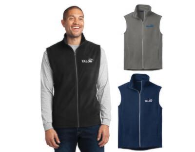 Talon - Mens Port Authority® Microfleece Vest