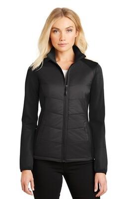 Talon - Port Authority® Ladies Hybrid Soft Shell Jacket