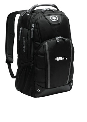 The Heights - OGIO® Bolt Pack - Black