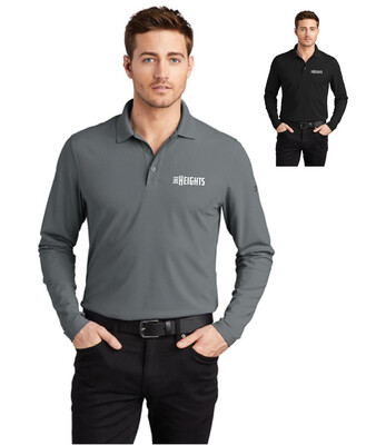 The Heights - OGIO® Men's Caliber 2.0 Long Sleeve Polo