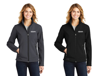 The Heights - Eddie Bauer® Ladies Rugged Ripstop Soft Shell Jacket