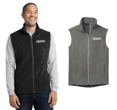 The Heights - Mens Port Authority® Microfleece Vest