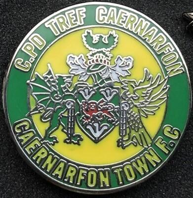 CPD Tref Caernarfon Town FC (Wales)