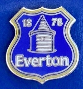 Everton FC (England) (2013-2014 Logo Pin Badge)