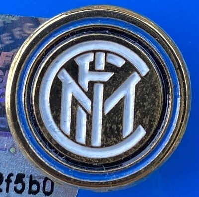 Inter Milan (Italy) Logo Pin Badge