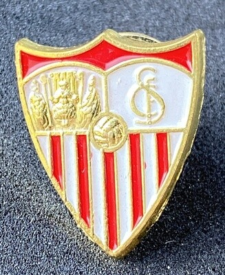 Sevilla FC (Spain) Official Pin Badge