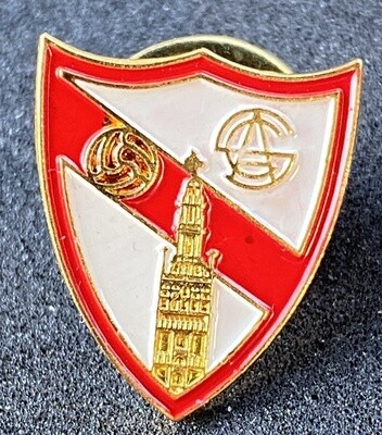 Sevilla FC (Spain) Pin Badge Old Logo