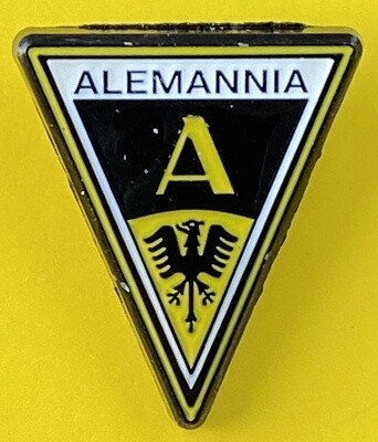 Alemannia Aachen (Germany) Logo Pin Badge