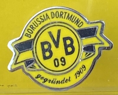 Borussia Dortmund (Germany) Logo Pin Badge Founded 1909