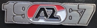 AZ Alkmaar (Netherlands) Pin 1967 with Logo