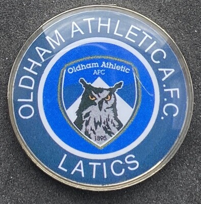 Oldham Athletic AFC Latics (England)