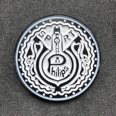 PSV Eindhoven (Netherlands) Heritage Logo Pin